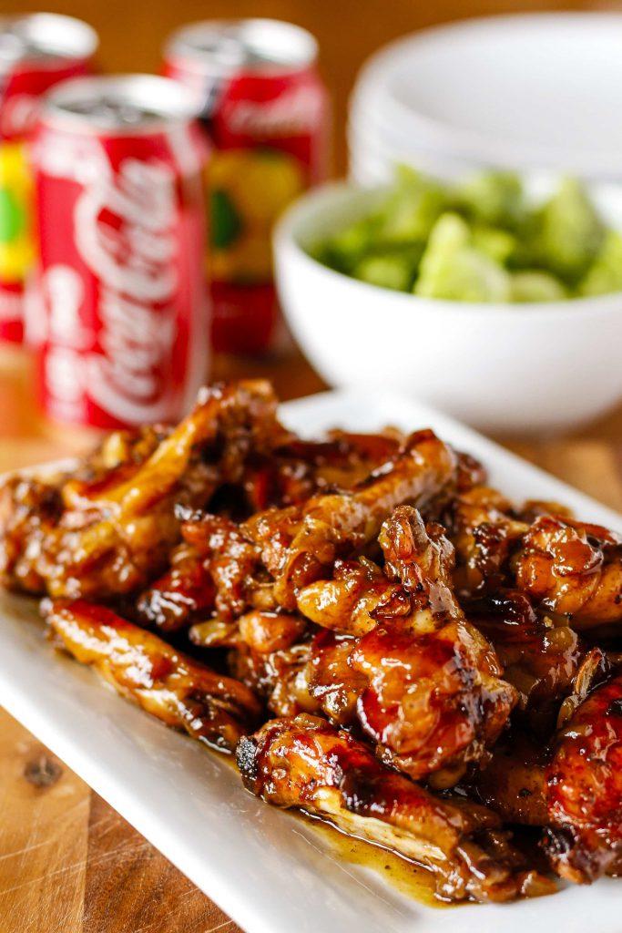 Coca-cola barbeque omáčka vhodná krôznym typom mäsa